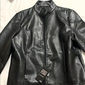 Jackets & Blazers - Reporter R.D.G Luxury leather jacket